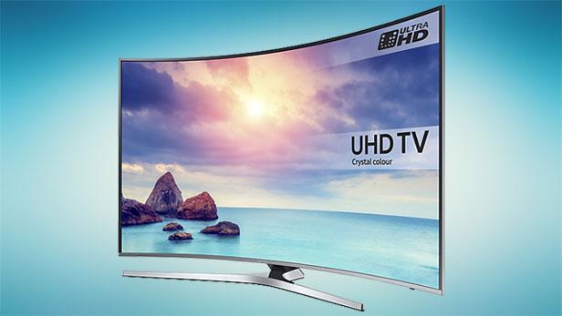 Cinewall geschikt voor curved TV?