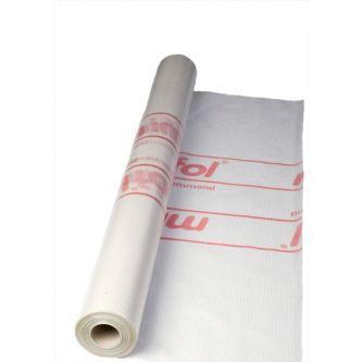 Dampremmende folie 1.50x50 m¹ (75 m²/rol)