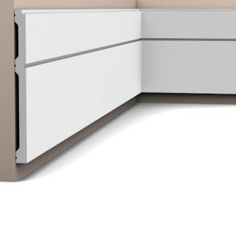 Orac P5050 wandlijst 200x20x1.5 cm