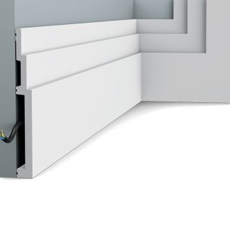 Orac SX181 extra hoge plint 200x20x2.2 cm