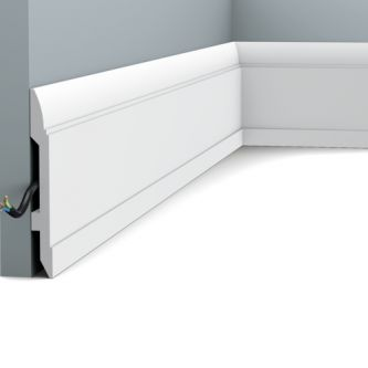 Orac SX104F plint in flexibele uitvoering 200x14.8x1.7 cm