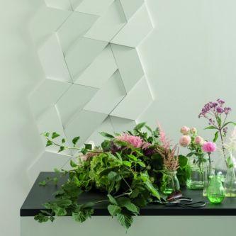 Orac W101 Trapezium Wall panel 15x34.5x2.9 cm