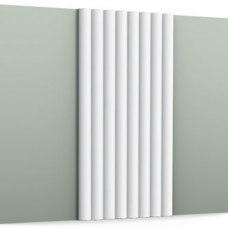 Orac W110 Hill Wall panel 200x25x1.6 cm