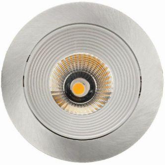 Luxalon LEDspot HD 702 mat aluminium