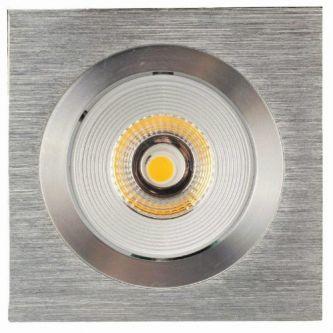 Luxalon LEDspot HD 706 alu geborsteld