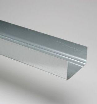 MSH 125 (4000 mm) metalstudprofiel / set 8 stuks