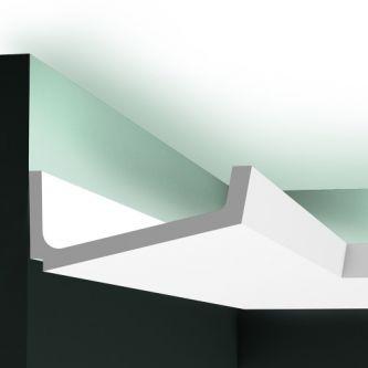 Orac C352 Flat kroonlijst 200x7.6x17.1cm
