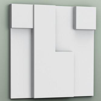 Orac W102 Cubi Wall panel 33.3x33.3x2.5 cm