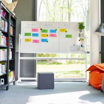 Legamaster Professional Kantelbaar Whiteboard