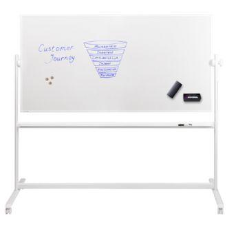 Professional Kantelbaar Whiteboard 100x200cm