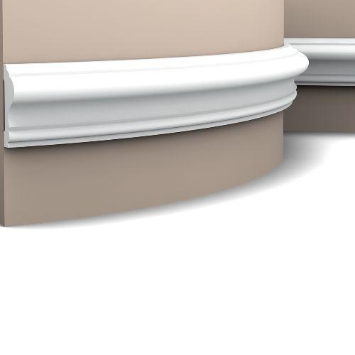 P8020F flexibele plint Orac Decor