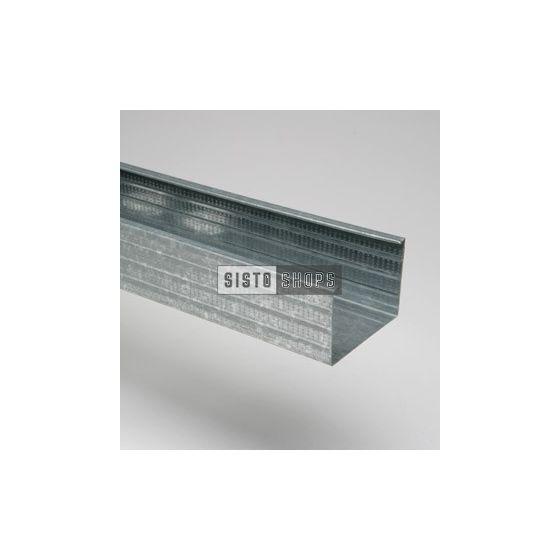MSV 75 (verticaal profiel) 3000 mm