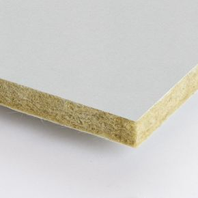 Rockfon Plaster 600x2400x25 mm inleg A24