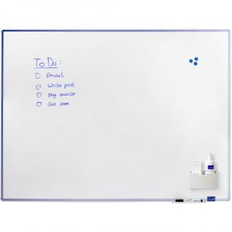 Accents Linear Whiteboard Cool 90x120 cm