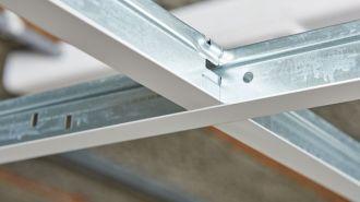 CMC hoofdprofiel mat wit T24 3600 mm / st