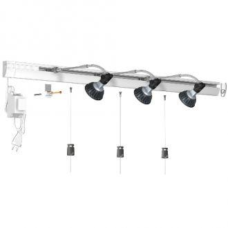 Combi Rail Pro Light set LED 600cm Artiteq