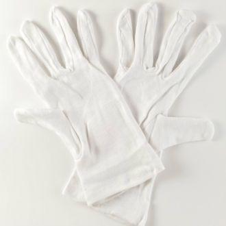 Handschoen katoen per paar