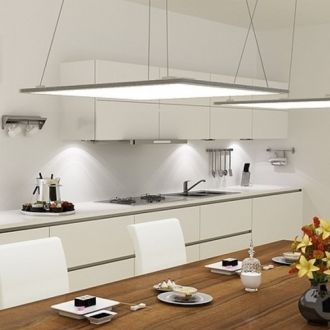 LED paneel ophangset
