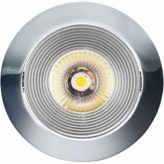 Luxalon LED spot HD 702 chroom