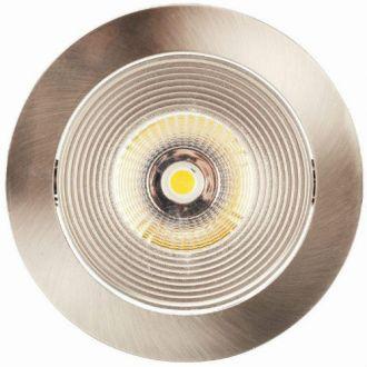 Luxalon LED spot HD 703 aluminium geborsteld