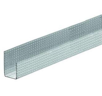 U 27 metalstud profiel lengte 4000 mm