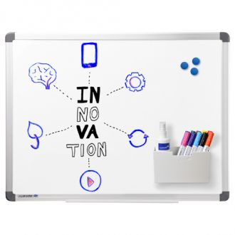 Universal Whiteboard 45x60cm