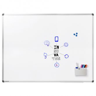 Universal Whiteboard 90x120cm