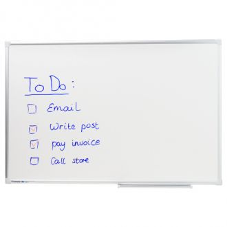 Basic Whiteboard 90x120cm