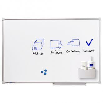 Whiteboard Economy 60x90 cm van Legamaster