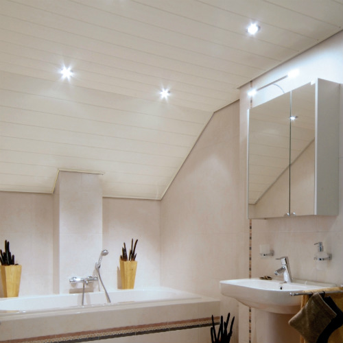 Plafond witten: 5 tips - Living Tomorrow